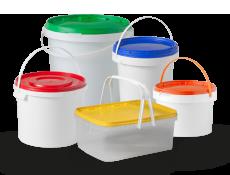 EUROCONTAINER PLASTIC BUCKETS